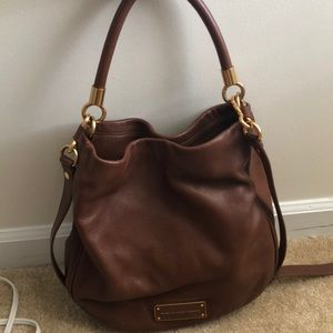 Marc By Marc Jacobs Cognac Hobo Bag
